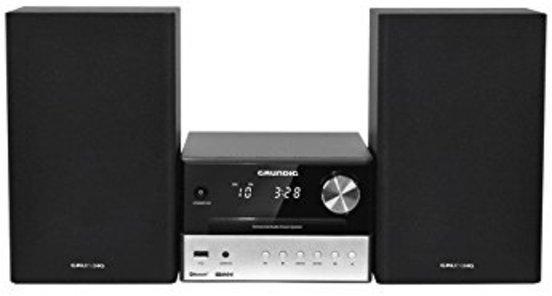 Compacto Grundig M1000BT Bluetooth Negro