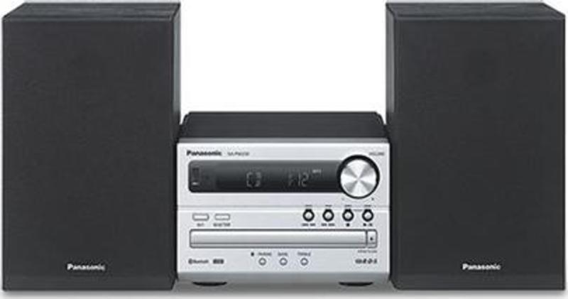 Compacto Panasonic SCPM250ECS Micr 20w Bluet Usb