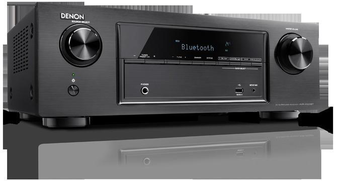 Home Denon CINEMA Dht-5220bt 130w Bluetooth