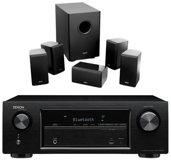 Home Denon CINEMA Dht-x52020bt Bluetooth