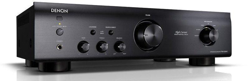Amplificador Denon PMA520AE 70w Negro