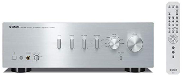 Amplificador Yamaha INTEGRADO As501 170w Silver