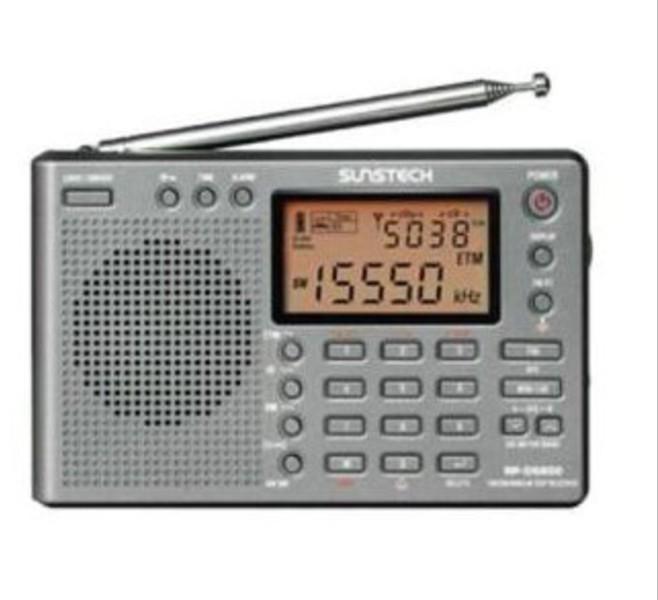 Radio Sunstech RPDS800 Titanium Digital