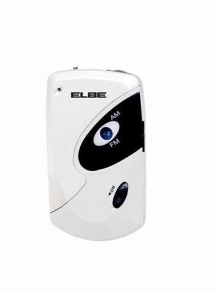 Radio Elbe RF51 Af/fm Mini Blanca Slim
