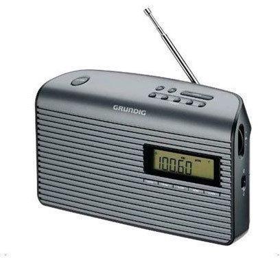 Radio Grundig MUSIC 61fm Sobremesa Negra