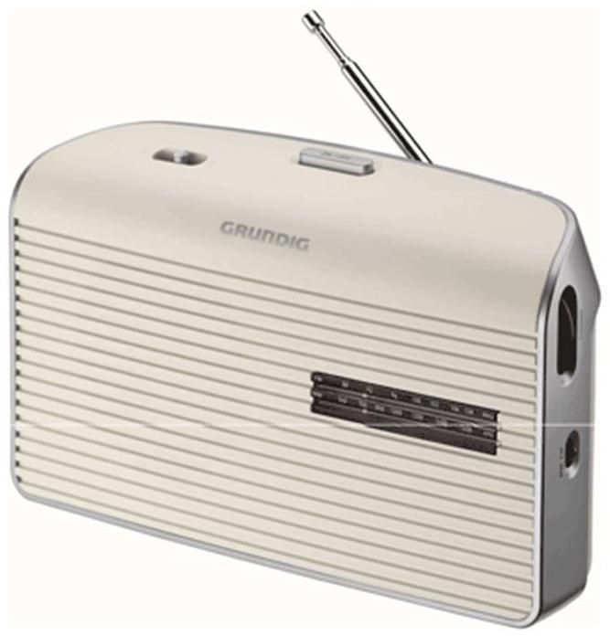 Radio Grundig MUSIC 60fm Sobremesa Blanca