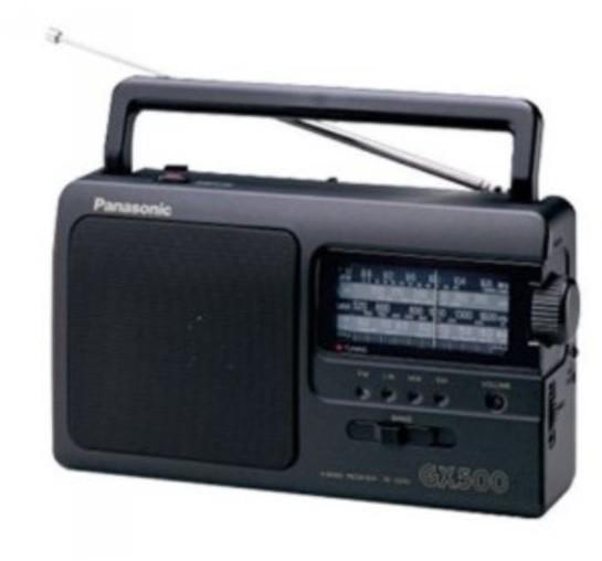 Radio Panasonic RF3500E9K Analogica Fm/am/lw