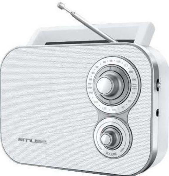 Radio Muse M051 Blanca Manual
