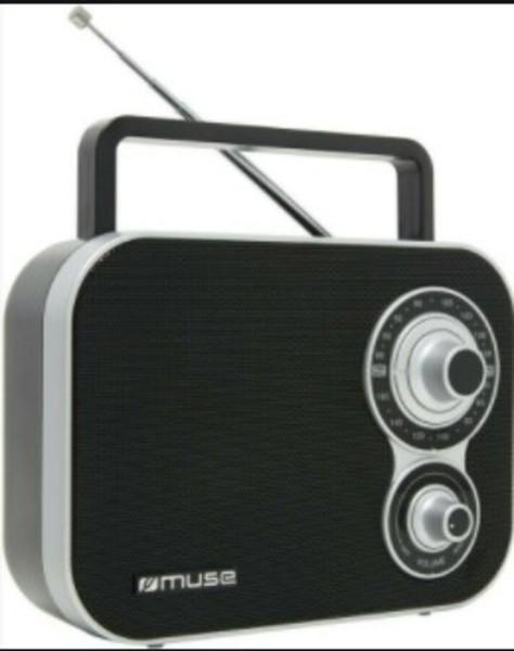 Radio Muse M051 Negro Manual