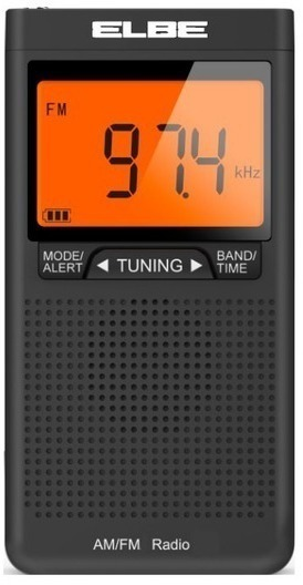 Radio Elbe RF94 Digital Am/fm Display Altavoz
