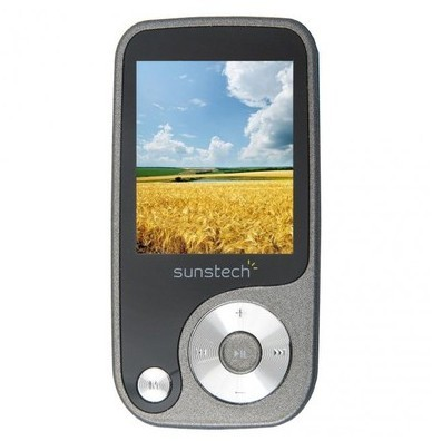 Mp4 Sunstech THORN 8gbtn Titanio 1.8""