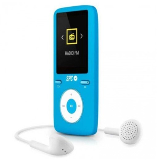 Mp4 Spc 8488A Colour 2 8gb Azul