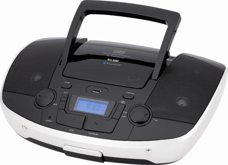 Radiocd Elbe USB Gpm225bt Mp3 Bluetooth (river)