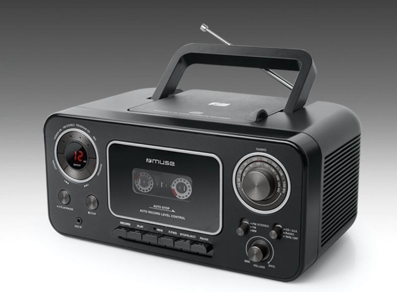 Radiocd Muse M182RDC Cd Radio Cassette