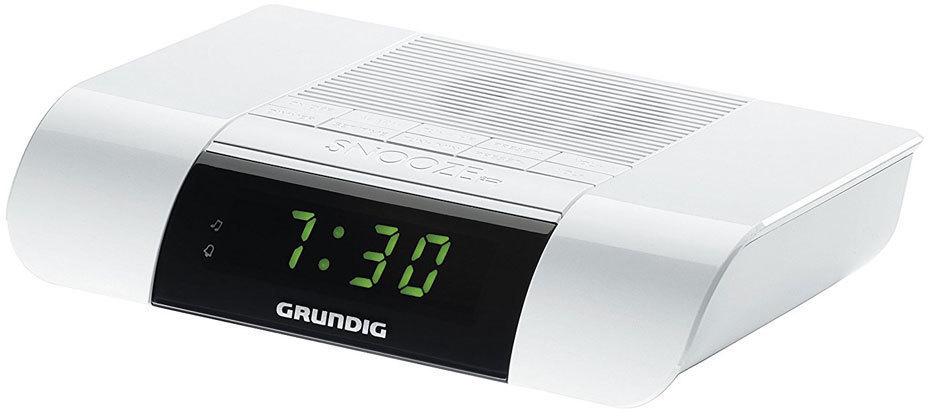Radioreloj Grundig SONOCLOCK Ksc35 Blanco