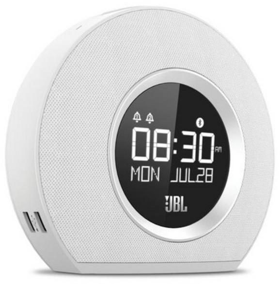 Radio Jbl DESPERTADOR Horizon Blanco Bluetooth
