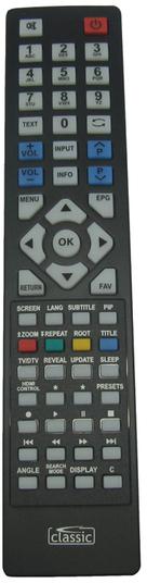 Mando Fersay DISTANCIA Irc87023 Universal Toshib