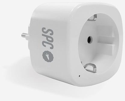 Enchufe Spc 6205B Clever Plug Mini 16 Amperios