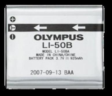 Bateria Olympus LI50B Ion Litio (n3605992)