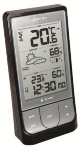 Oregon estacion meteorologica bar266 etendencias - Estacion meteorologica oregon ...