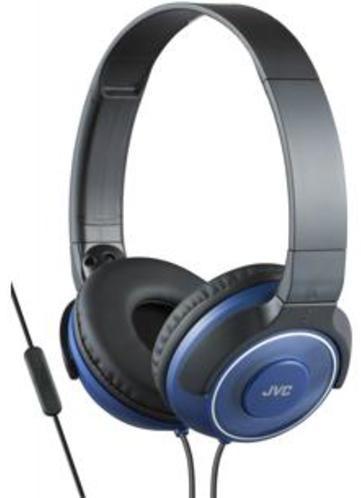 Auricular Jvc SR225 Control Llamada Diadema Azul