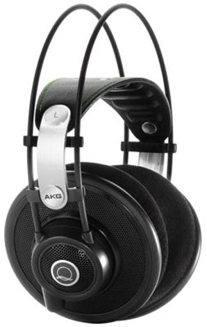 Auriculares Akg Q701 Negro***