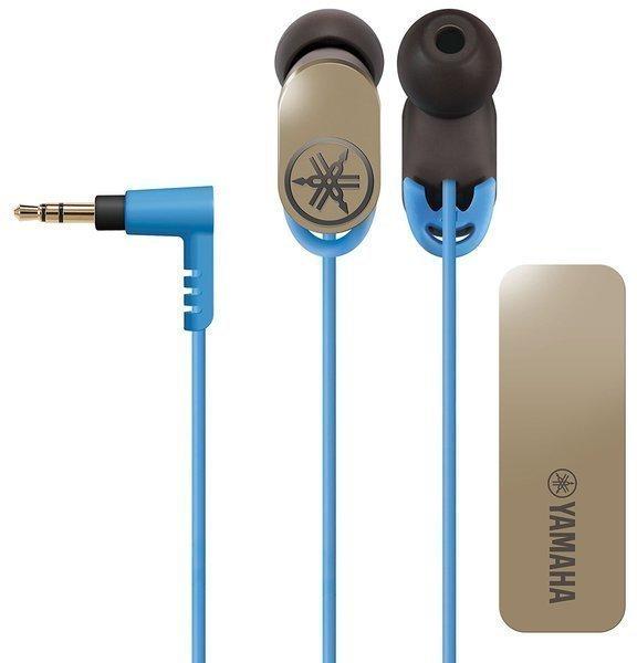 Auriculares Yamaha EPHWS01 Azul Bluetooth