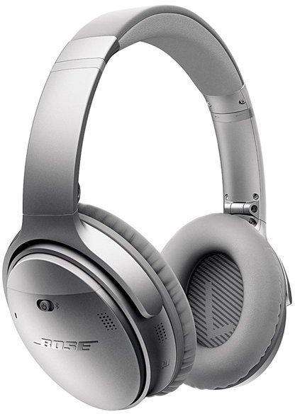 Auricular Bose QUITECOMFORT 35 Mfi Bluetooth Plata