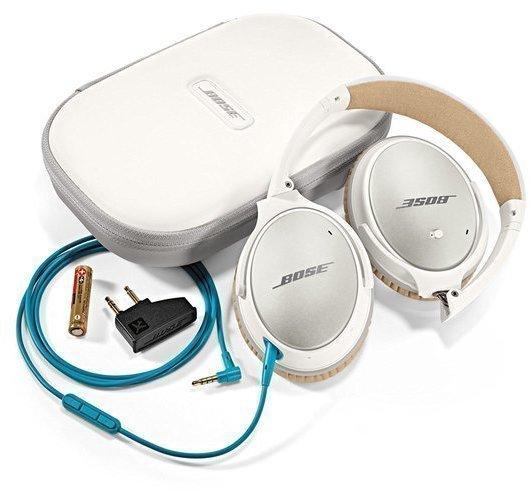 Auricular Bose QUIETCOMFORT 25 Mfi Blanco