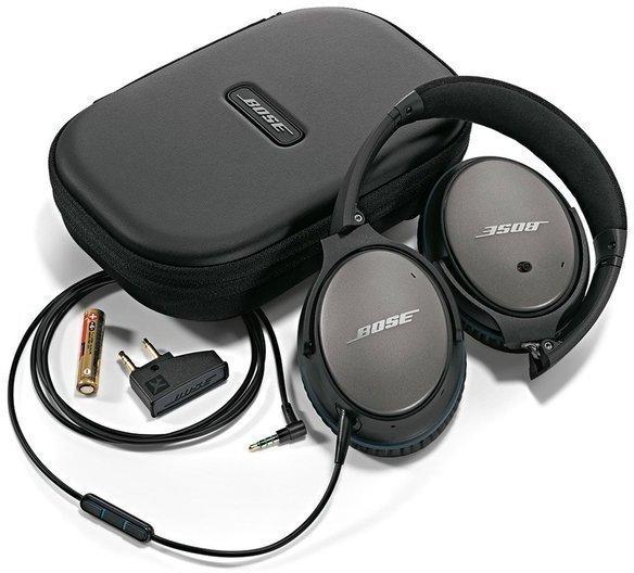 Auricular Bose QUIETCOMFORT 25 Smsg Negro