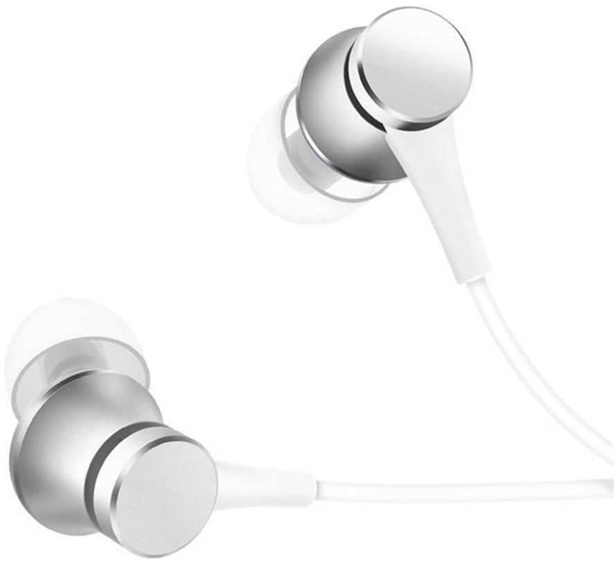 Auricular Xiaomi MI In Ear Basic Con Microfono Bla