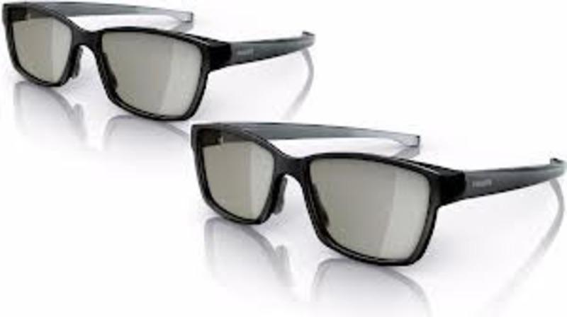Gafas Philips PTA417/00 Pasivas +funda 2 Unidad-