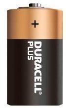 Blister Duracell PLUS D (lr20)