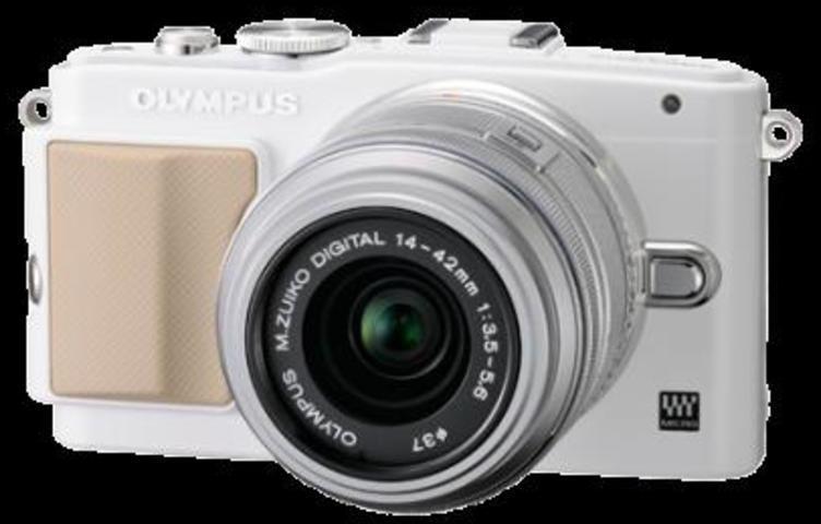 Camara Olympus FOTO Epl5 Blanca 17,2mp Tactil