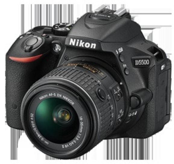 Camara Nikon D5500+8-140 Vr 24.2 Mp Wifi