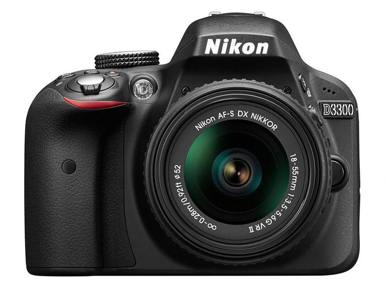 Camara Nikon D3300 Formato Dx