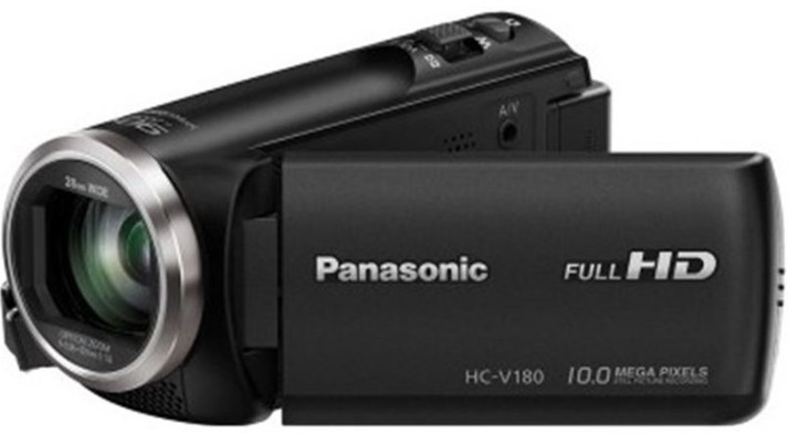 Camara Panasonic VIDEO Hcv180eck Zoom