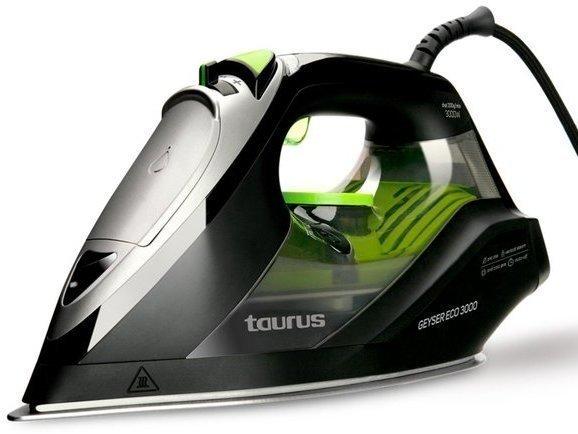 Plancha Taurus GEYSER 3000w Eco Vapor