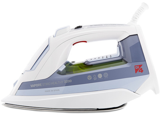 Plancha Di4 VAPORE Stiro Healthy Vapor 3200w-