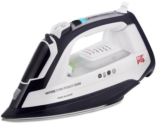 Plancha Di4 VAPORE Stiro Power Vapor 3200w