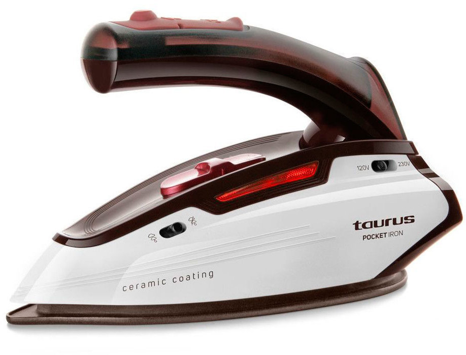 Plancha Taurus POCKET Iron 1150w Viaje
