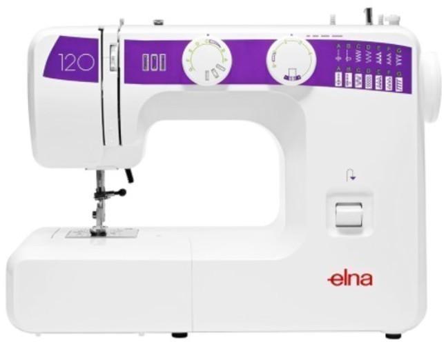 Maquina Elna COSER 120 15 Puntadas