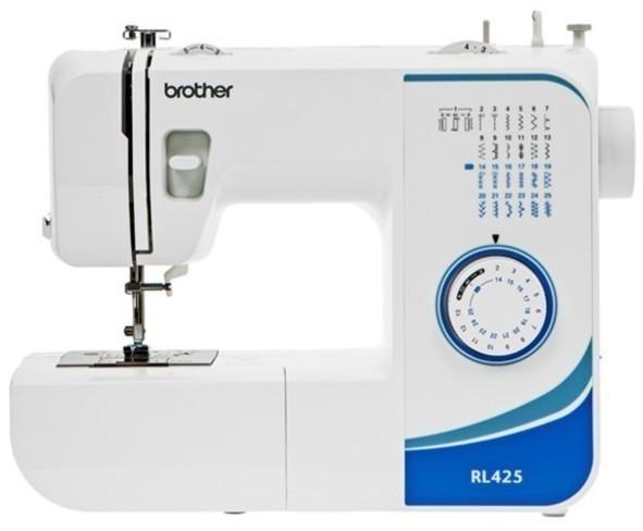 Maquina Brother COSER Rl425 25 Puntadas