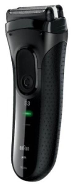 Afeitadora Braun SERIE3 3020 Black