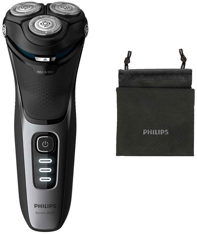 Afeitadora Philips S3231/52 Recargable Seco/hum