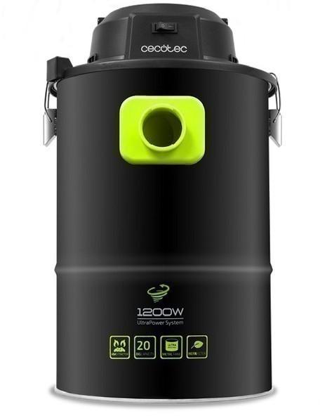 Aspirador Cecotec POWERASH Cenizas 1200w (050845)