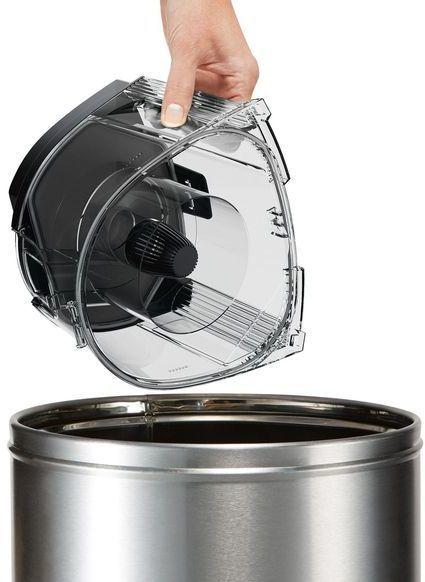 Aspirador Bosch BGS1K330 Sin-bolsa 550w Negro
