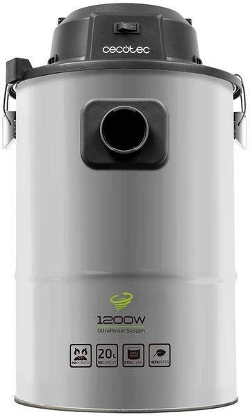 Aspirador Cecotec POWERASH Cenizas 1200w (05187)