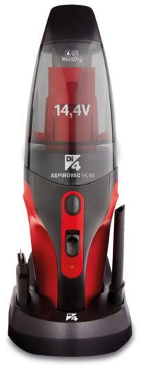 Aspirador Di4 ASPIROVAC Mano 14.4v