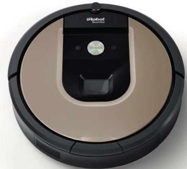 Aspirador Roomba 966 Robot-iadapt Wifi